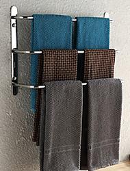 billige -Håndklædestang Moderne Rustfrit Stål Rustfrit Stål