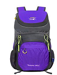 40 L Hiking & Backpacking Pack Cycling Backpack Travel Duffel Climbing Leisure Sports Cycling/Bike Camping & Hiking Running Waterproof