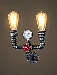 abordables -CXYlight Rústico / Campestre / Vintage / Campestre Lámparas de pared Metal Luz de pared 110-120V / 220-240V Max 60W
