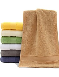cheap -Fresh Style Hand Towel, Solid Superior Quality 100% Cotton Knitted Towel