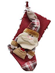 Holiday Decorations Toys Sheep Santa Suits Elk Snowman Boys' Girls' 1 Pieces