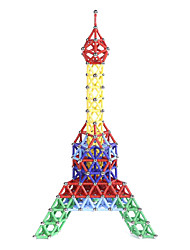 cheap -Magnetic Blocks / Magnetic Sticks / Building Blocks 157 pcs Eiffel Tower Magnetic / Novelty Boys' Gift