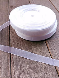 W 0.6 inch L 100yard Organza Ribbon Beter Gifts® DIY Party Favor