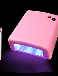 cheap -36w Light therapy machine Four 9w lamp Gel nail polish Phototherapy glue Mandatory UV Manicure Lamp
