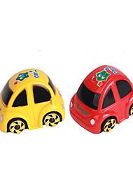 Недорогие -Игрушка с заводом Оригинальные Автомобиль пластик 1 pcs Куски Мальчики Девочки Игрушки Подарок