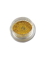Χαμηλού Κόστους -1bottle Κοσμήματα Νυχιών Lovely τέχνη νυχιών Μανικιούρ Πεντικιούρ Καθημερινά Glitters / Μοντέρνα / Κοσμήματα νυχιών