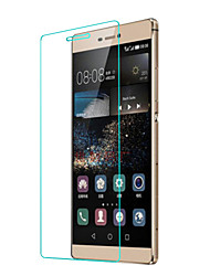 economico -pellicola di protezione hd sottile vetro antigraffio per Huawei p8