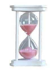 Недорогие -«Песочные часы» Игрушки Оригинальные Дерево Стекло Девочки Мальчики Подарок 1pcs