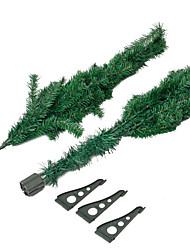 Недорогие -Товары для вечеринки Товары для Рождественской вечеринки Новогодние ёлки Товары для отпуска Пластик Серый 8-13 лет от 14 лет