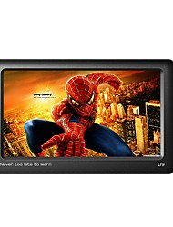 baratos -Uniscom mp3 / mp4 4.3 polegadas touch screen hd video player suporte e-book leitura