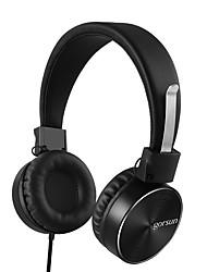 Недорогие -Нейтральный продукт GS-782 Наушники с оголовьемForМедиа-плеер/планшетный ПК / Мобильный телефон / КомпьютерWithС микрофоном / DJ /