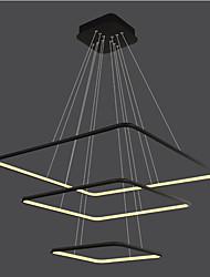 Недорогие -Модерн Традиционный/классический Диммируемая LED Подвесные лампы Рассеянное освещение Назначение Гостиная Спальня Столовая Кабинет/Офис
