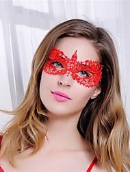 Недорогие -Для женщин Ультра-секси Ночное белье,Сексуальные платья Однотонный-Тонкий Смесь хлопка Красный