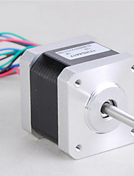 cheap -Crab Kingdom®  DIY Model Technology Accessories 42 mm Stepper Motor Circular Shaft