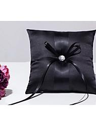noir 1 rubans arc strass satin le thème de mariage magasin de mariage