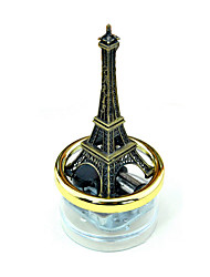 Music Box Toys Tower Famous buildings Sweet Special Creative Pieces Boys' Girls' Valentine's Day Children's Day Gift