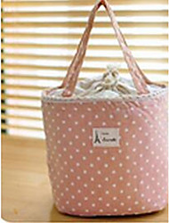 Women Bags Canvas Tote with for Professioanl Use Purple Coffee Green Blushing Pink
