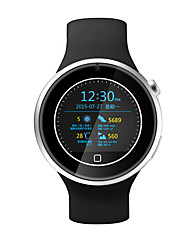 cheap -Smart Watch GPS Heart Rate Monitor Water Resistant / Water Proof Video Camera Camera Control Message Control Hands-Free Calls Audio
