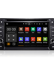 6.2 Inch 2 Din Universal Android 5.1 Car DVD GPS Player Multimedia System Wifi DAB DU6533LT
