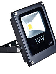 cheap -1pc 10 W LED Floodlight / Lawn Lights Waterproof Warm White / Cold White 85-265 V Outdoor Lighting