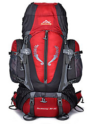 cheap -60 L Hiking & Backpacking Pack Cycling Backpack Backpack Camping / Hiking Climbing Leisure Sports Cycling / Bike Waterproof Breathable