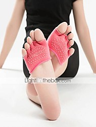 cheap -Women's Socks Sport Socks / Athletic Socks Toe Socks Anti-slip Socks Yoga Pilates Wearable Breathable Anti-skidding/Non-Skid/Antiskid