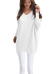 cheap -Women's Daily Sexy Long Pullover