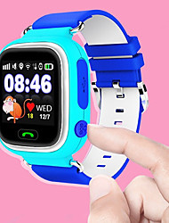 cheap -Kids' Sport Watch Smart Watch Fashion Watch Wrist watchTouch Screen Thermometer Chronograph Alarm Luminous GPS Watch Speedometer