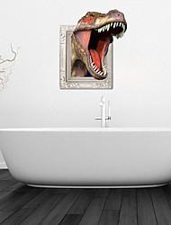 Bathroom Sticker PVC