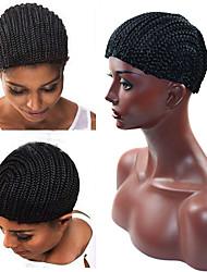 abordables -Plastique Bonnets de Perruque Haute qualité Accessoires pour Perruques Quotidien Classique