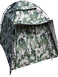 Soaring® 1 osoba Stříška Přístřešky a plachty Dvojitý Camping Tent jeden pokoj Dobře větraný Voděodolný Rychleschnoucí Odolný vůči UV