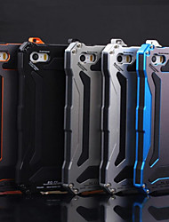 Metal Water Resistant & Shatterproof Full Body Case for iPhone 7 7 Plus 6s 6 Plus 5SE 5S 5