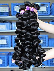 Brazilska kosa Valovita kosa Isprepliće ljudske kose 3 komada 0.3