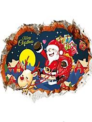 Animali Natale Romanticismo Adesivi murali Adesivi aereo da parete Adesivi decorativi da parete Adesivi foto,Carta Materiale