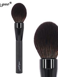 1 Poskipunasivellin Puuterisivellin Contour Brush Synteettinen tukkaHypoallergenic Kannettava Ammattilaisten synteettinen Rajoittaa