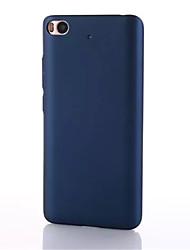 Per Ultra sottile Custodia Custodia posteriore Custodia Tinta unita Resistente PC per XiaomiXiaomi Mi 5 Xiaomi Mi 4 Xiaomi Mi 5s Xiaomi