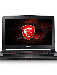 "MSI Laptop 14"" Intel i7 Quad Core 8GB RAM 1TB 128GB SSD Festplatte Microsoft Windows 10 GTX1060 6GB"