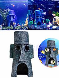 Недорогие -Оформление аквариума Орнаменты / Камни Искусственная Резина