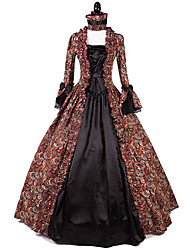 Steampunk®Victorian Renaissance Gothic Vampire Dress Ball Gown Theatrical Adult Halloween Costume