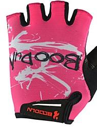 BOODUN/SIDEBIKE® Akvitita a sport Cyklistické rukavice Nositelný Prodyšné Odolný proti opotřebení Ochranný Bez prstů Lycra Lezení