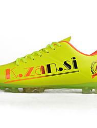 Spor Ayakkabısı Futbol Kramponları Erkek Anti-Kayma Anti-Sarsıntı Tamponlama Havalandırma Darbe Giyilebilir Nefes Alabilir Yıpranmaz