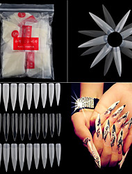 economico -500 pcs Nail Art Design Di tendenza Quotidiano