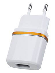 cheap -Jtron DC 5.3V 2.0A USB Power Adapter / Charger (EU Plug) - White  Black
