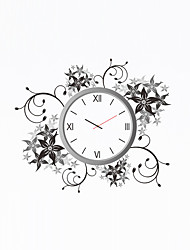 cheap -Modern/Contemporary Plastic Other Novelty Indoor/Outdoor,AA Wall Clock
