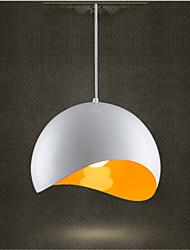 Privjesak Svjetla ,  Retro Painting svojstvo for LED Metal Dining Room Study Room/Office Dječja soba Game Room Hallway