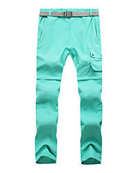 cheap -Women's Hiking Shorts Waterproof Thermal / Warm Quick Dry Wearable Shockproof Bottoms for Camping / Hiking Fishing Climbing Leisure Sports