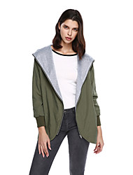 cheap -Women's Going out Daily Casual Jackets