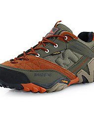 Sneakers Hiking Shoes Mountaineer Shoes Men's Anti-Slip Anti-Shake/Damping Cushioning Ventilation Impact Fast Dry Wearable Breathable