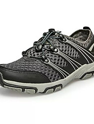 Sneakers Hiking Shoes Casual Shoes Men'sAnti-Slip Anti-Shake/Damping Cushioning Ventilation Impact Wearproof Fast Dry Breathable Ultra