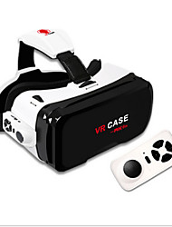 cheap -VR CASE RK 6th 130 Wide Angel Degree 3D VR Glasses Ultra-clear Coated Len Virtual Reality VR Case for 4.7 - 6 Inch Smartphone
